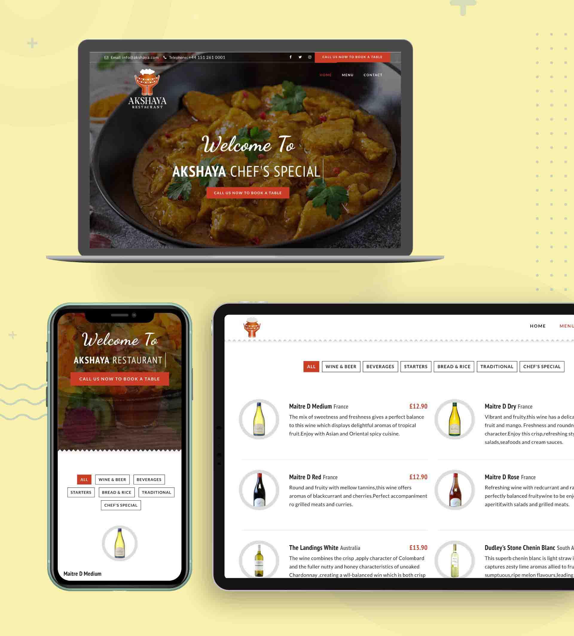 Akshaya Cuisine